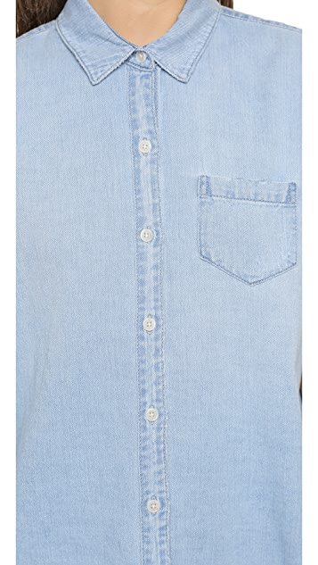Joe's Jeans Andee Button Down Shirt