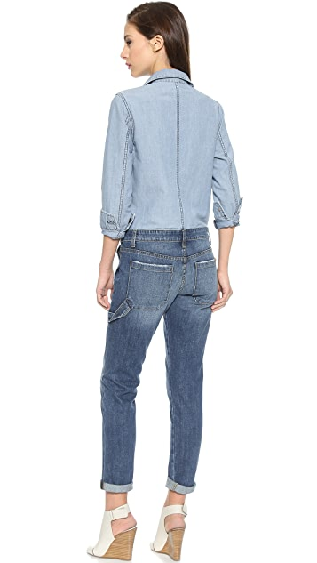 Joe's Jeans Riveter Jumpsuit
