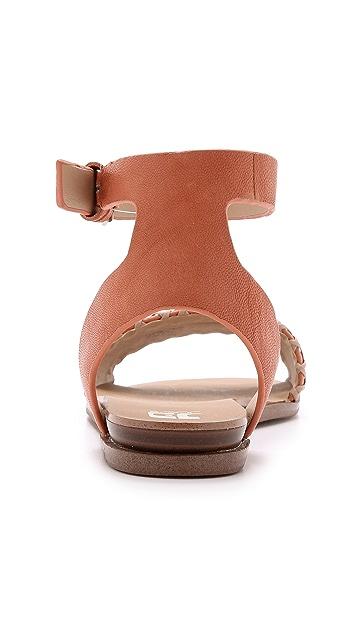 Joe's Jeans Reba Flat Sandals