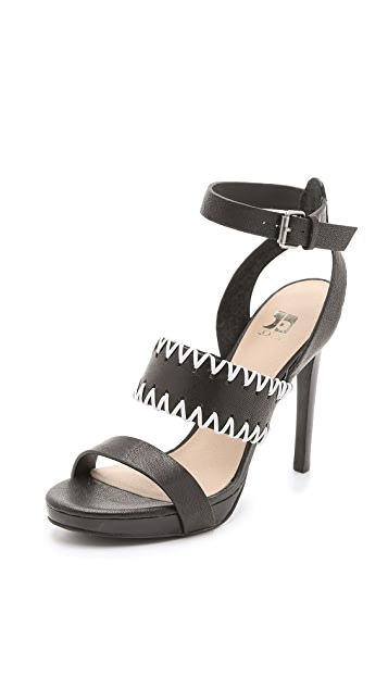 Joe's Jeans Riana Platform Sandals
