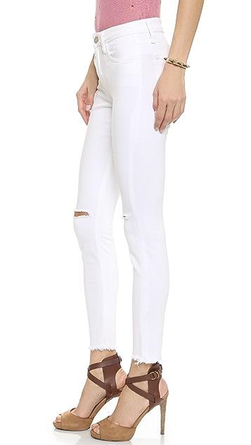 Joe's Jeans Finn Skinny Ankle Jeans