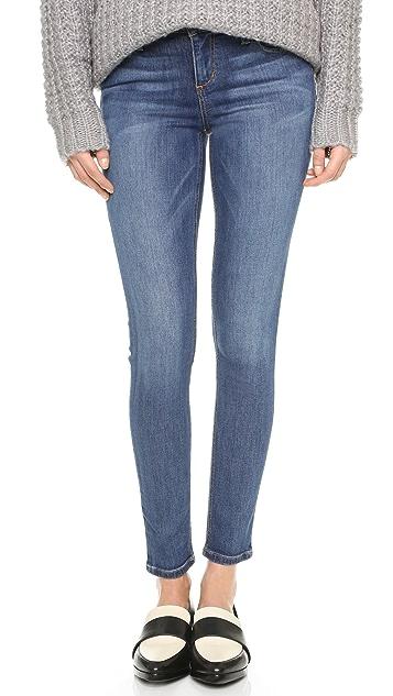 Joe's Jeans Vixen Skinny Ankle Jeans