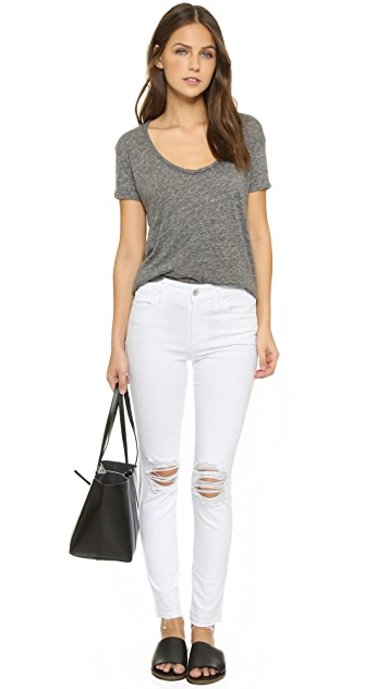 Joe's Jeans The Charlie High Rise Ankle Jeans