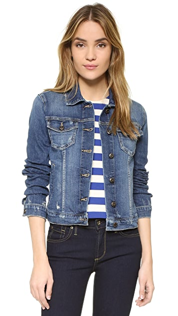 Joe's Jeans Crop Jacket