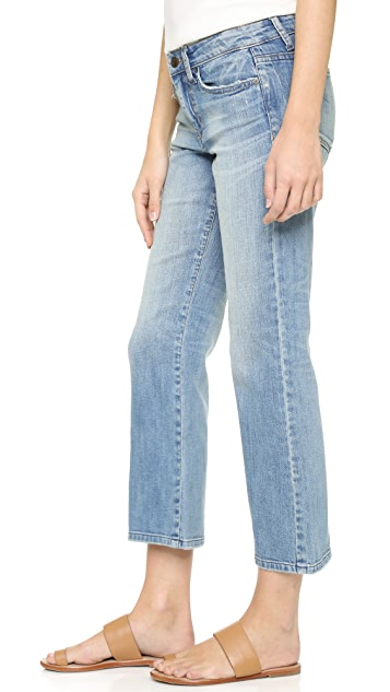 Joe's Jeans The Olivia Cropped Flare Jeans