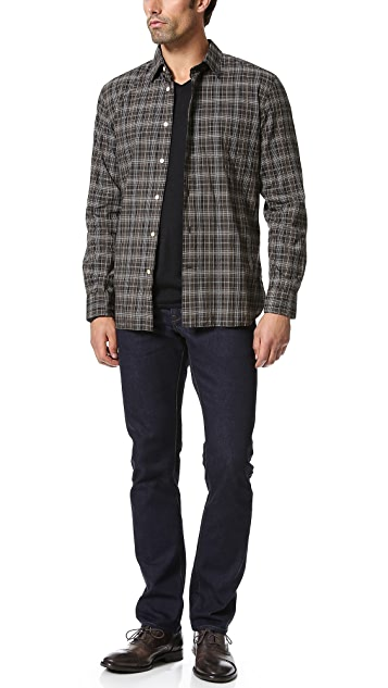 John Varvatos Star USA Slim Fit Sport Shirt