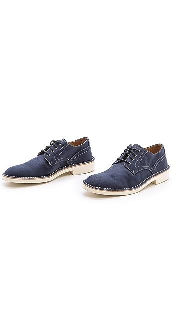 John Varvatos Star USA Sid Derby Shoes