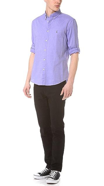 John Varvatos Star USA Button Down Shirt