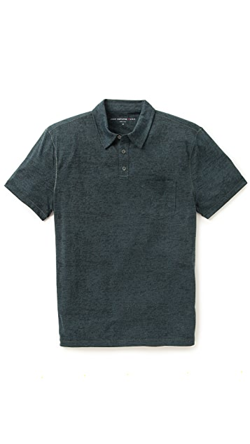 John Varvatos Star USA Pocket Polo Shirt