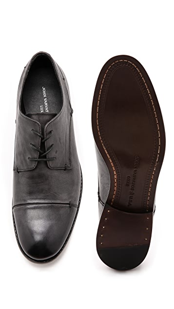 John Varvatos Star USA Luxe Sid Heritage Derby Shoes