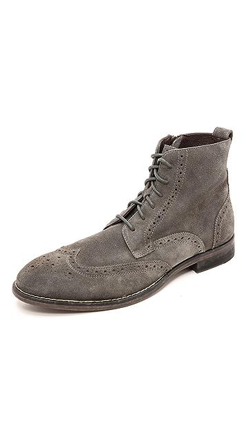 John Varvatos Star USA Dearborn Wingtip Boots