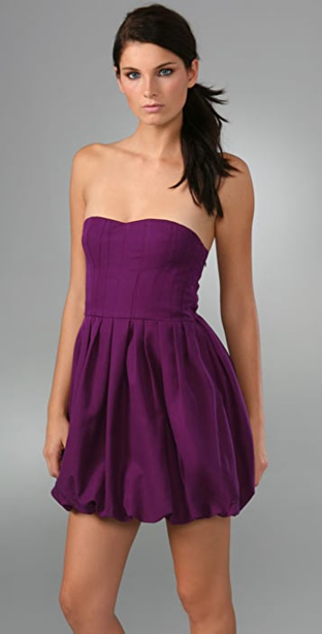 Joie Taurus Seamed Party Dress