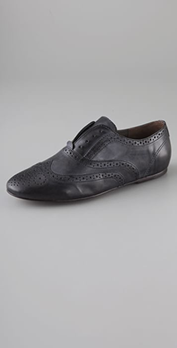 Joie Louie Louie Wingtip Flats without Laces