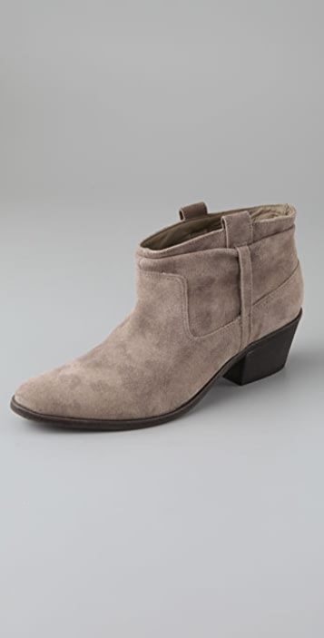 e97661c8d69 Elvis Suede Booties