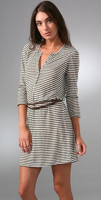 Joie January Linen Dress