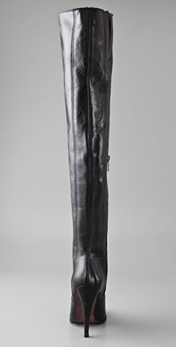 Joie Top of the World Over the Knee Boots