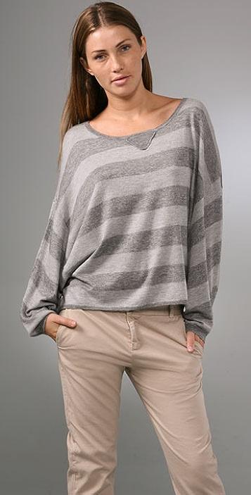 Joie Trip Rugby Stripe Sweater
