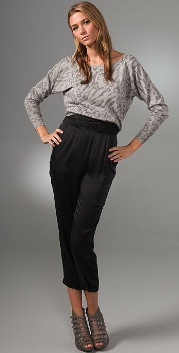 Joie Lucinda Sandwashed Pants