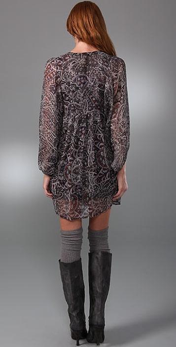 Joie Cece Paisley Dress