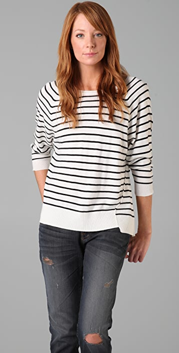 Joie Ladonna Stripe Sweater