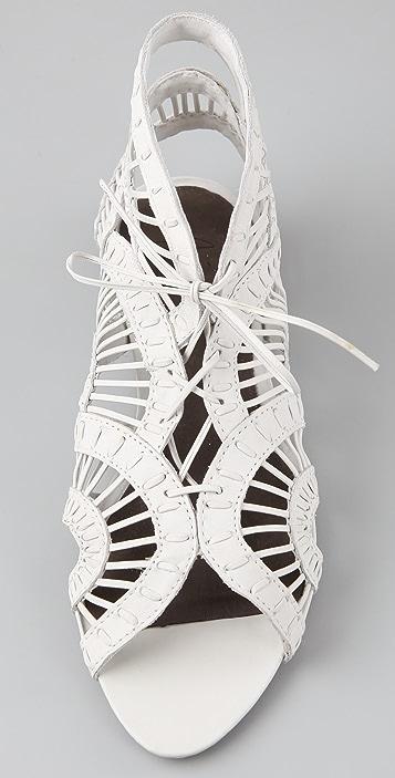Joie Leo Strippy Flat Sandals