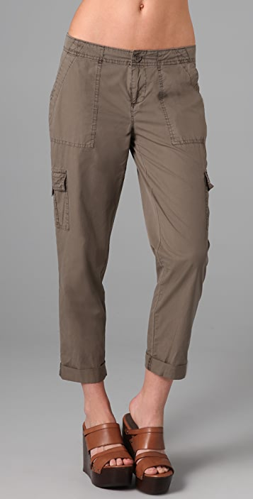 Joie York Crop Cargo Pants