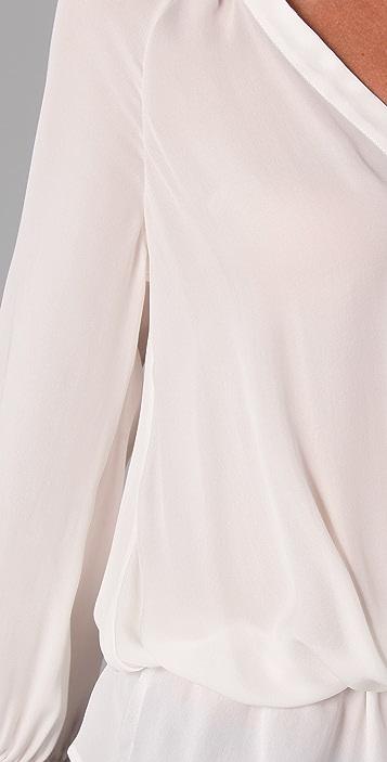 052ccafadc8b9a ... Joie Louvre Matte Silk Blouse