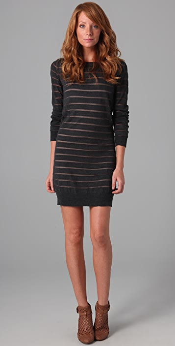 Joie Ralis Lux Double Stripe Dress