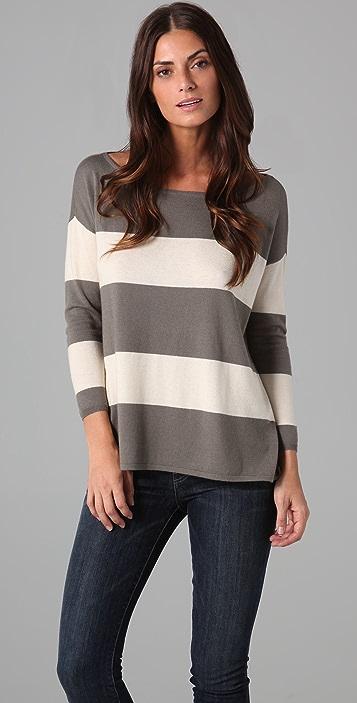 Joie Zed Striped Sweater