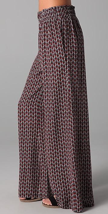 Joie Charleen Printed Pants