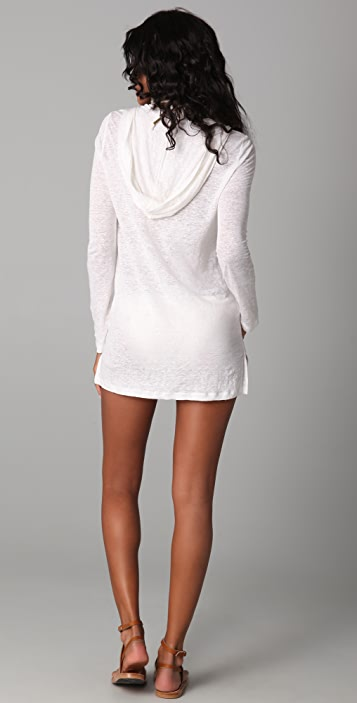 Joie Joie a La Plage Andy Hooded Cover Up