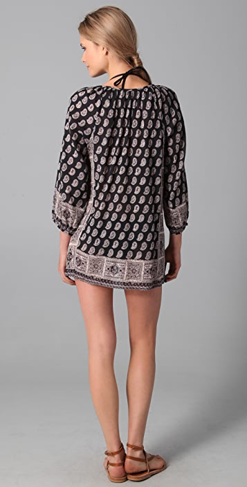 Joie Joie a La Plage Marci Tunic Cover Up