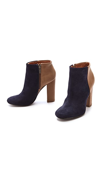Joie Bright Fire Booties