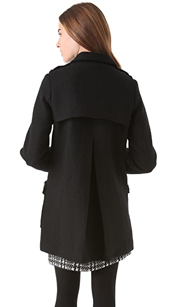 Joie Nori Pea Coat