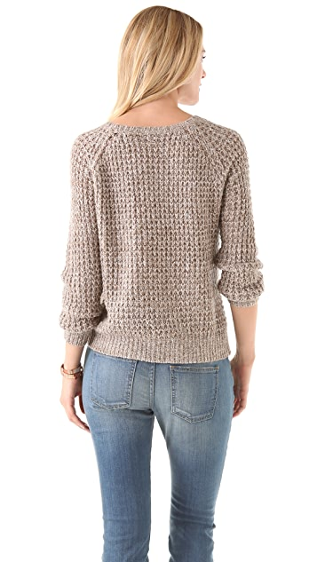 Joie Alessa Loose Knit Sweater