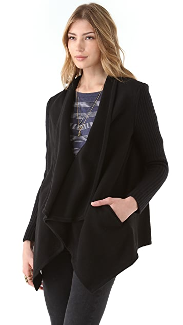 Joie Tullah Sweater Jacket