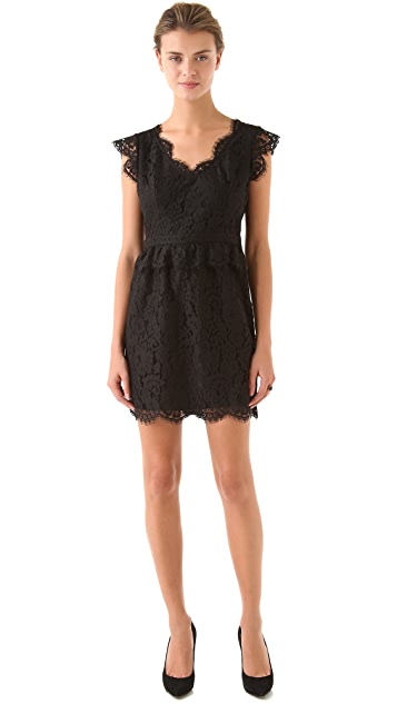 Joie Lebanon Lace Dress