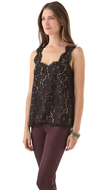 Joie Andelle Lace Top