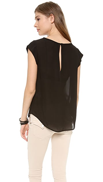 Joie Rancher Silk Top