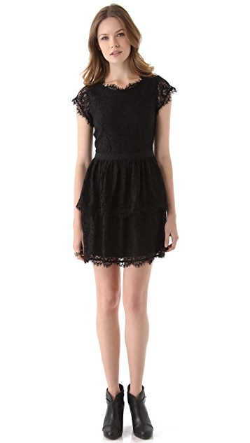 Joie Kimare Lace Dress