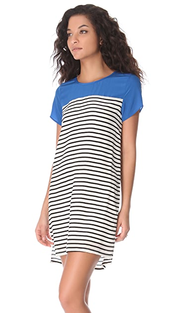 Joie Momsen Stripe Dress