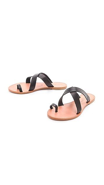 Joie A La Plage Roque Slide Sandals