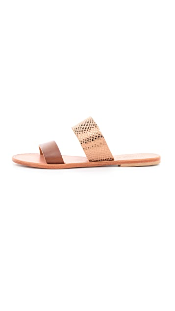Joie A La Plage Sable Slide Sandals