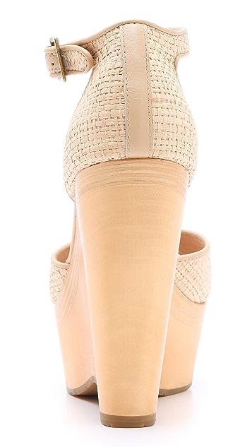 Joie Weber Wedge Sandals