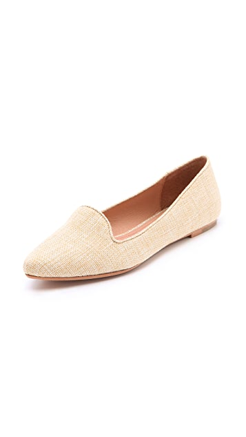 Joie Day Dreaming Raffia Loafers