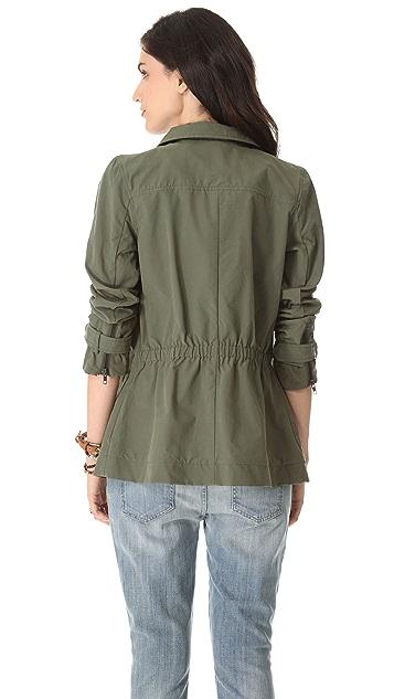 Joie Burton Parka Jacket