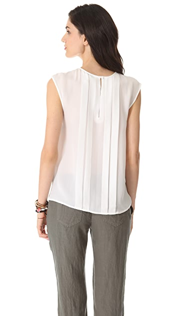 Joie Averlia Silk Top