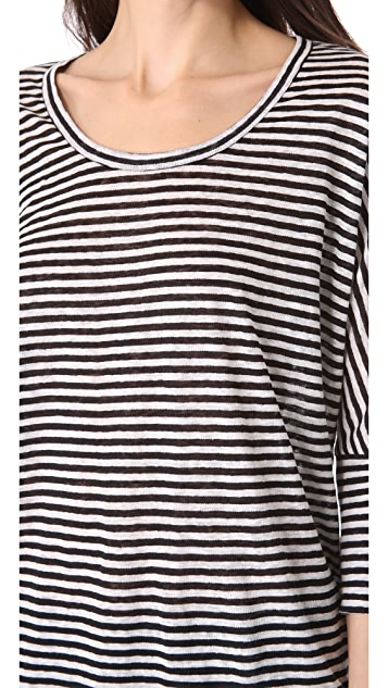 Joie Ashlee Striped Top
