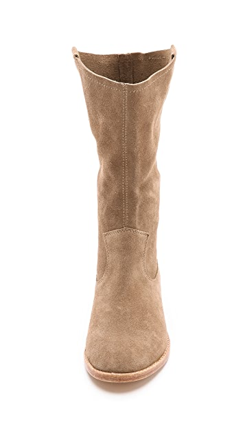 Joie Ogden Flat Suede Boots