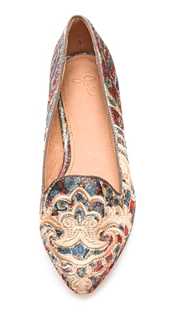 Joie Sabina Flat Loafers